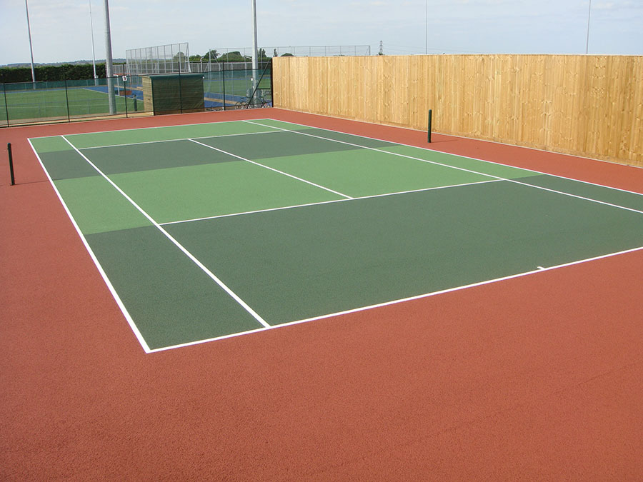 Tennis court construction costs uk specialists for Cost of sport court