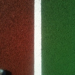 Line Marking Tennis Pitches in Glasgow City 7