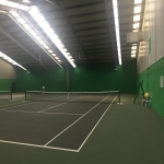 Tennis Court Specification in Argoed 11