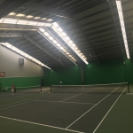 Tennis Court Specification in Argoed 1
