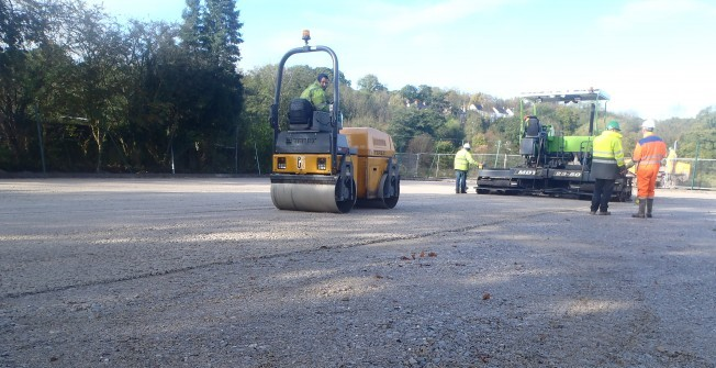 Tennis Court Construction Costs in Devon