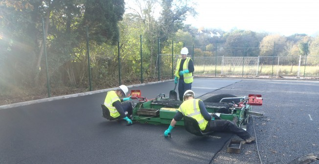Tennis Court Construction Companies in Abbey St Bathans